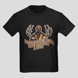 Nothing beats your head betwe Kids Dark T-Shirt
