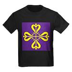 Calontir Ensign Kids Dark T-Shirt