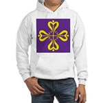 Calontir Ensign Hooded Sweatshirt
