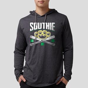 Southie Baseball Bats Brass Kn Long Sleeve T-Shirt