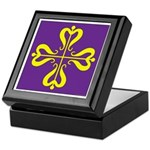 Calontir Ensign Keepsake Box