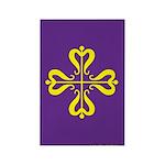 Calontir Ensign Rectangle Magnet (100 pack)