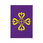 Calontir Ensign Rectangle Magnet (10 pack)