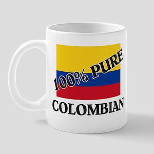 100 Percent COLOMBIAN Mug