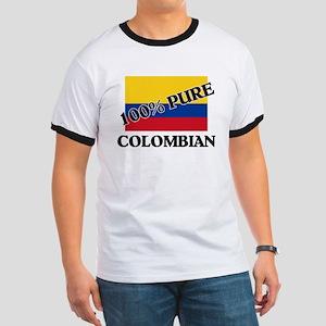 100 Percent COLOMBIAN Ringer T