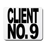 Client No. 9 Mousepad