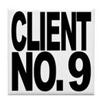 Client No. 9 Tile Coaster