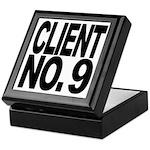 Client No. 9 Keepsake Box