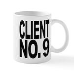 Client No. 9 Mug