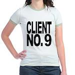 Client No. 9 Jr. Ringer T-Shirt