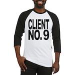 Client No. 9 Baseball Jersey
