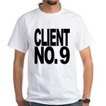 Client No. 9 White T-Shirt