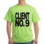 Client No. 9 Green T-Shirt