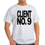 Client No. 9 Light T-Shirt