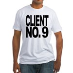 Client No. 9 Fitted T-Shirt