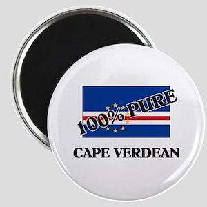 100 Percent CAPE VERDEAN Magnet