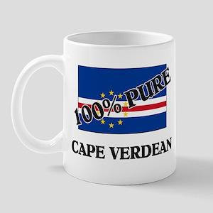 100 Percent CAPE VERDEAN Mug
