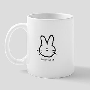 Bunny Wabbit Mug