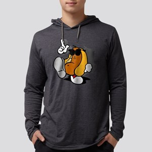 Cool Hot Dog Long Sleeve T-Shirt