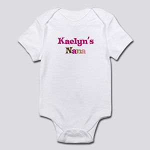 Kaelyn's Nana Infant Bodysuit