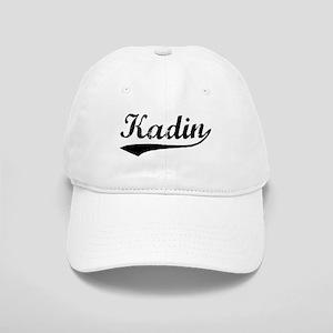 Vintage Kadin (Black) Cap