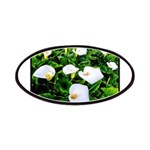 Field of Calla Lily Flowers Patch