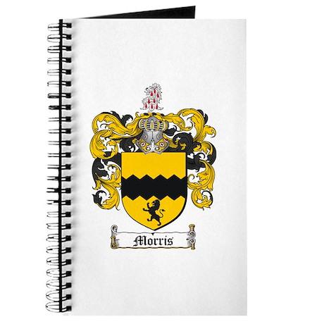 Morris Family Crest Journal