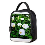 Field of Calla Lily Flowers Neoprene Lunch Bag