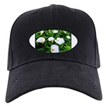 Field of Calla Lily Flowers Baseball Hat