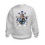 Hann Family Crest Kids Sweatshirt