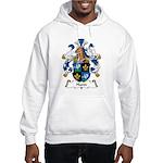 Hann Family Crest Hooded Sweatshirt