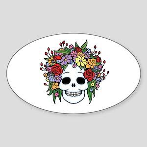 Livehead Oval Sticker