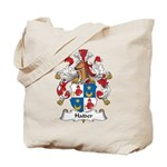 Haider Family Crest Tote Bag