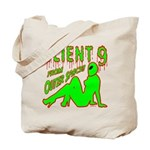 Client 9 From Outer Space Tote Bag