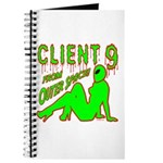 Client 9 From Outer Space Journal