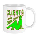 Client 9 From Outer Space Mug