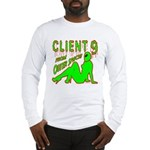 Client 9 From Outer Space Long Sleeve T-Shirt