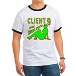 Client 9 From Outer Space Ringer T