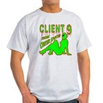 Client 9 From Outer Space Light T-Shirt