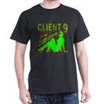 Client 9 From Outer Space Dark T-Shirt
