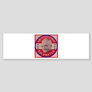 Goldwater-1 Bumper Sticker