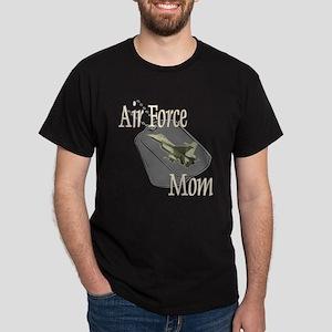 Jet Air Force Mom Dark T-Shirt