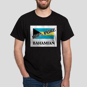 100 Percent BAHAMIAN Dark T-Shirt