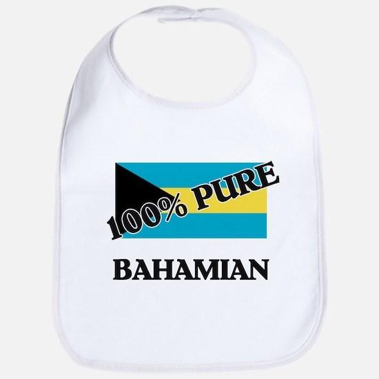 100 Percent BAHAMIAN Bib