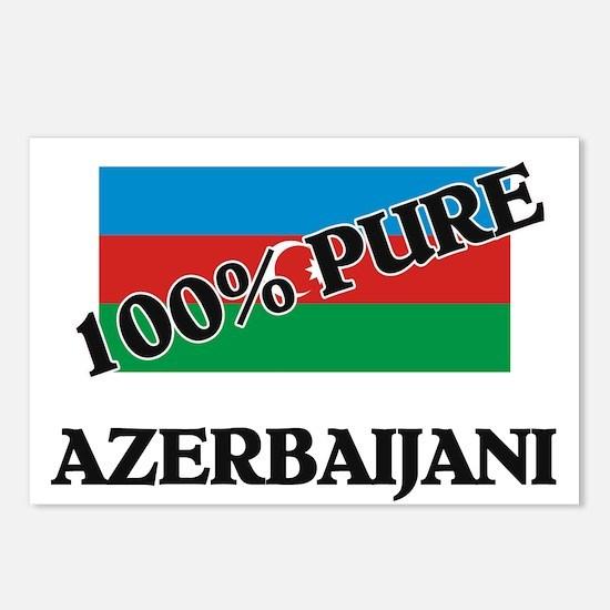 100 Percent AZERBAIJANI Postcards (Package of 8)