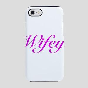 Wifey iPhone 8/7 Tough Case