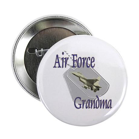 "Jet Air Force Grandma 2.25"" Button"
