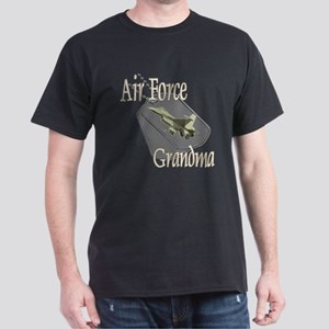 Jet Air Force Grandma Dark T-Shirt