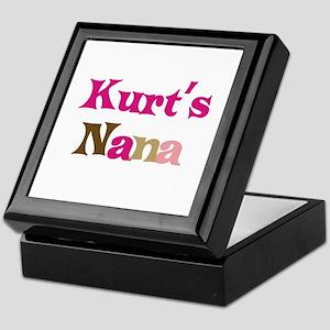 Kurt's Nana Keepsake Box