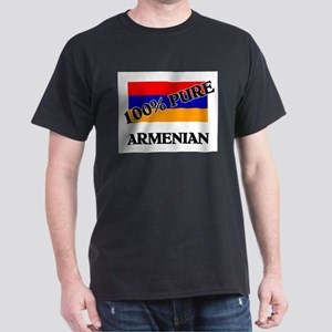 100 Percent ARMENIAN Dark T-Shirt